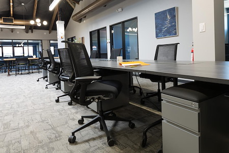 Satellite Workplaces Campbell - Open Coworking Desk