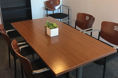Inception Buffalo - Space to Rent - Small meeting room up to 6