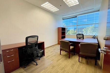 Pleasanton Workspace - Window Office #258