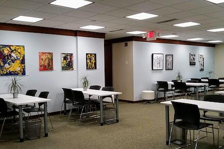 mindwarehouse - Suite 800 Open Workspace