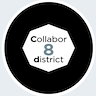 Logo of Collabor8District