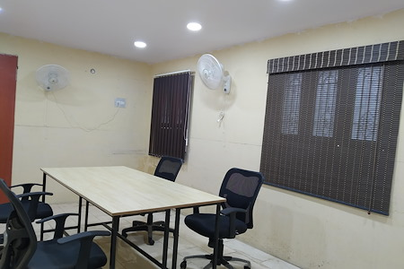 Jayavilla Coworking Spaces - Cabin Space