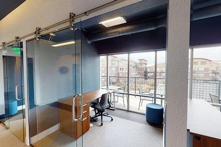 Creative Density | Lone Tree - Office for 3  with Private Patio