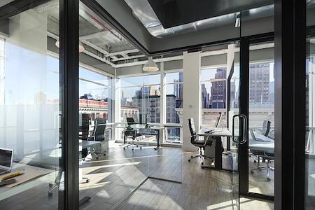 Cubico- Soho - 6 Person office in SoHo