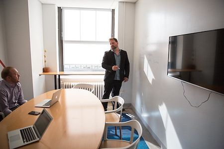 LMHQ - Gehry Meeting Room