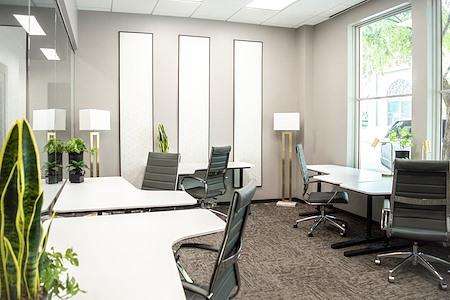 WorkSuites | Allen - ExecutiveSuite - Window or Interior