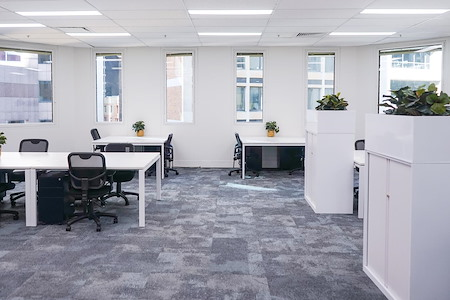 Christie Spaces Spring Street - Private 30 Desk Office