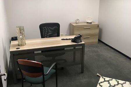 (SCH) Chatham Centre - Interior Office