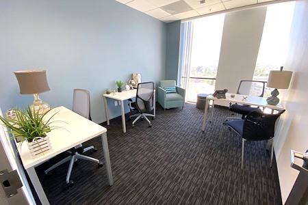 Regus   8383 Wilshire - Office 825