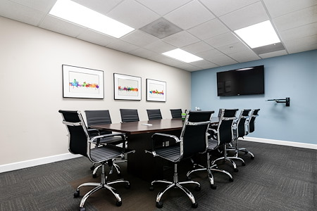 Lakeside Executive Suites - Large Conference Room