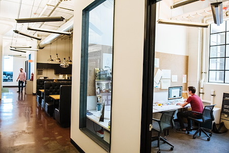 CENTRL Office - Pearl District - Fully Private Workroom for 2