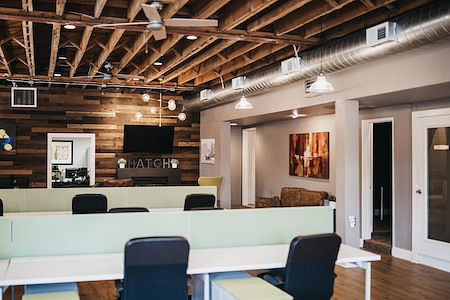Hatch Coworking - Day Rental - Open Coworking Desk