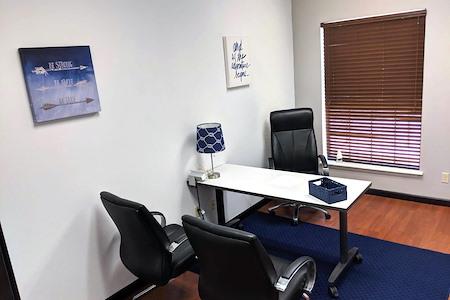 VenturePoint Stone Oak - Private Office - Stone Oak
