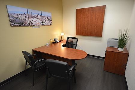 Pleasanton Workspace - Interior Workspace #268