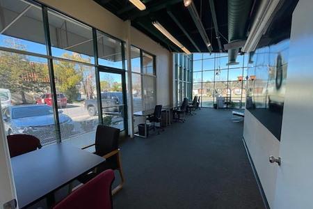 Silicon Valley Business Center - Hot Desk