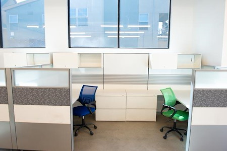 THE CO-OP SPOT - Dedicated Work Station Cube (Copy)