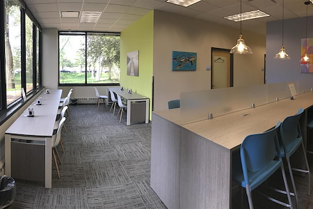Office Evolution - Hackensack - Workspace in Coworking Business Lounge