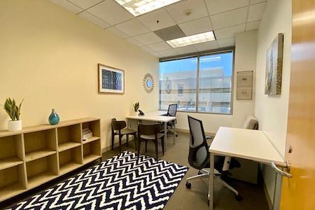 Regus Warner Center - 1-2 Person Window Private Office!