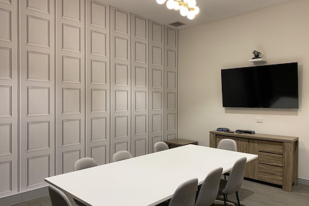 Oran Park Smart Work Hub - HomeTech Video Conference Room (Level 1)