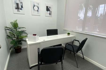 PEMBROKE FALLS - Day office to boost your productivity #2