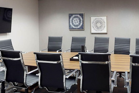 Executive Workspace  NW Austin - Large Conference Room