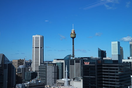 Servcorp Tower One Barangaroo - Private Office   City View Office