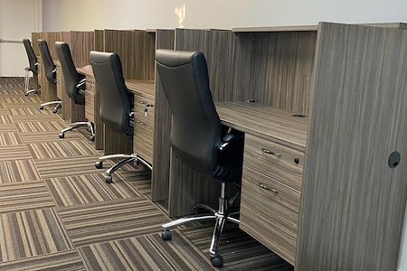 Private offices and desks available! - Dedicated Desk 1