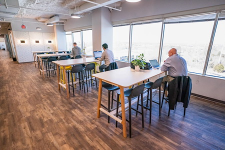 Workspace at Reston Town Center - Dedicated Desk (24/7 Access Available)