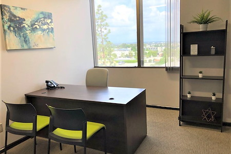 Pacific Workplaces - Bakersfield - Korbel Day Office