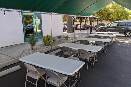 Silicon Valley Business Center - Outside coworking