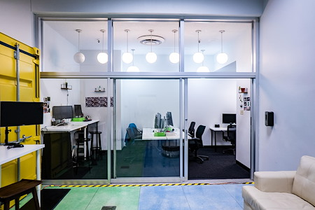 The Port @ Kaiser Mall (Uptown) - Large Private Office for up to 5