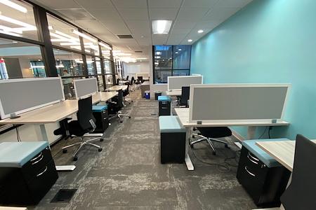 Downtown Works San Diego - Flex Desk inside Suite #503