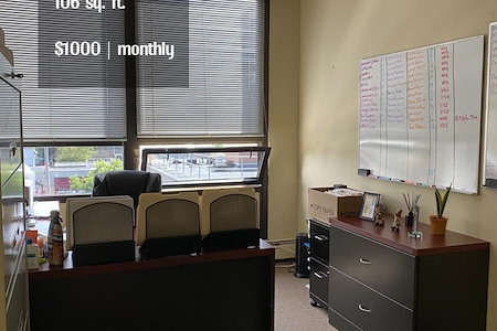 Helen Pappas' - Furnished Office Space # 3 in Larchmont