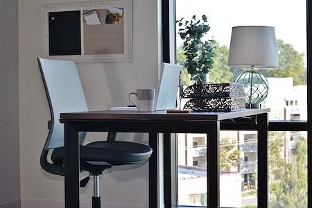 Venture X Charlotte - The Refinery - Private Office