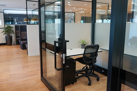 Christie Spaces Spring Street - Private 2 Desk Office