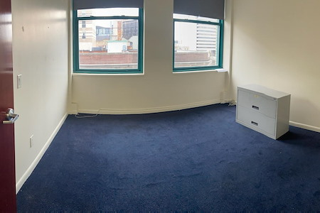 35 Journal Square - 4th Floor - Shared office space