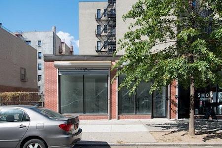 369 Hooper Street, Brooklyn - Store Front - Ground Floor