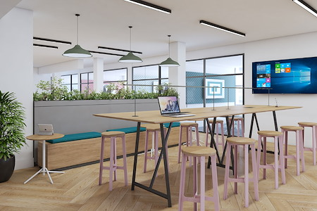 Knotel - 110 High Holborn - Office Suite - E2