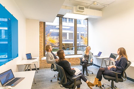 Expansive - Theater District - Office