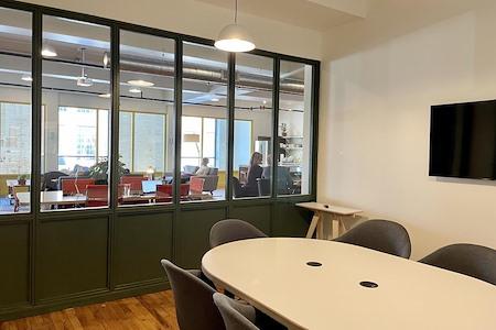 BEAHIVE Newburgh - Downing Meeting Room