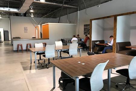 The Hallwayz - Co-Working Space