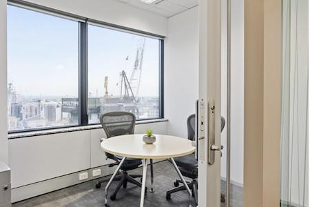 The Executive Centre - Australia Square - 4-Desk Office with Harbour Views