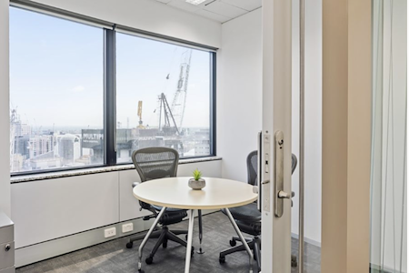 The Executive Centre - Australia Square - 9-pax with City Views (incl. Meeting Rm)