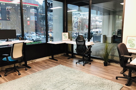 thinkspace - Seattle - Private Office for Street Views