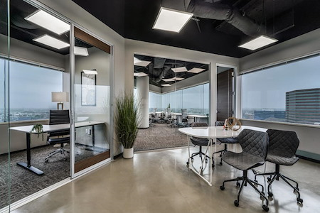 WORKSUITES   Houston Galleria - Westheimer - CompanySuite - Window
