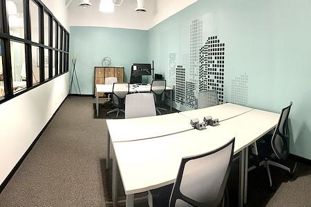 Regus | Downtown Provo - Dedicated Desk