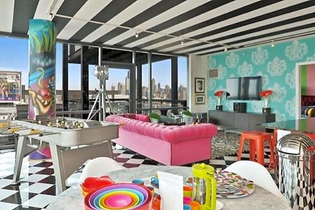 The Chicago Interactive Social Club (CISC) - Custom Office w/ Amazing Views & Terrace