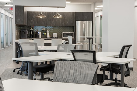 Intelligent Office of Alexandria - Daily Co-working