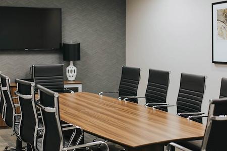 Executive Workspace  Las Colinas - Medium Conference Room
