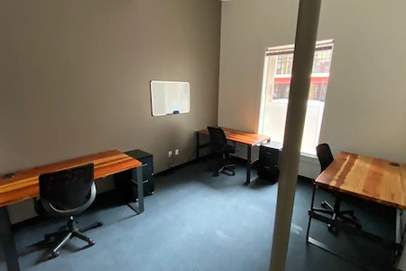 TechArtista Downtown - Three Person Private Office
